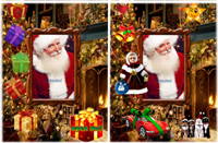 Christmas Greeting interactive