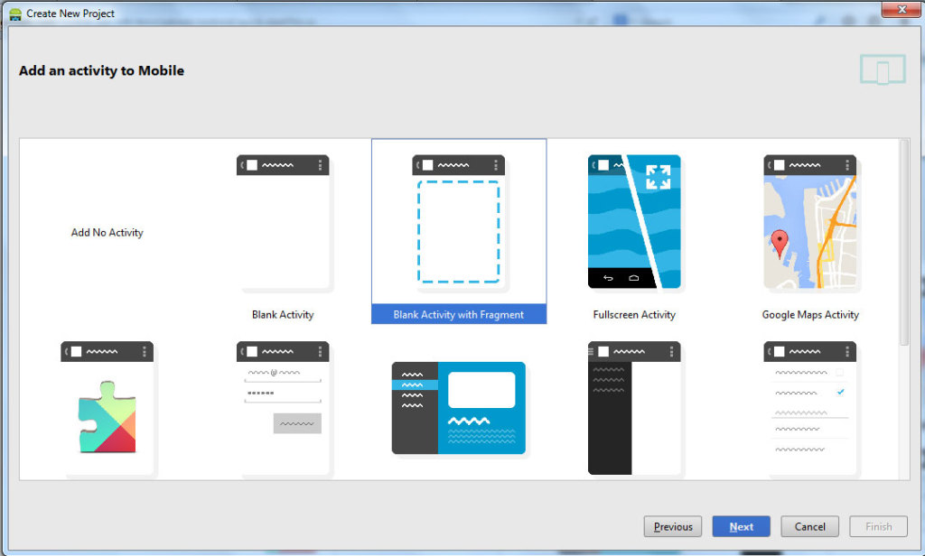 Hello word in Android Studio4